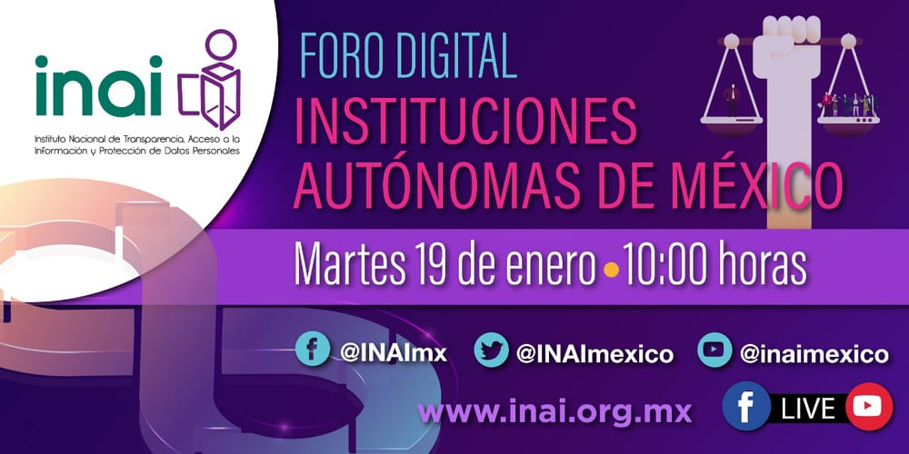 Foro digital inai